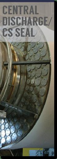 central discharge cs seal Louisville Dryer