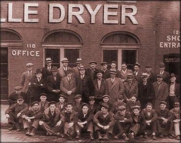 Louisville Dryer Company staff