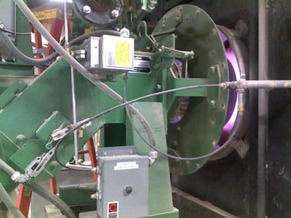 Louisville Dryer system