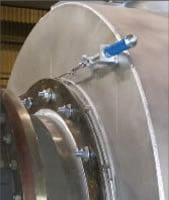 end seals fiber board Louisville Dryer Company