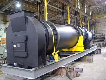steam tube dryer