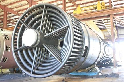pipe manifold Louisville Dryer Company