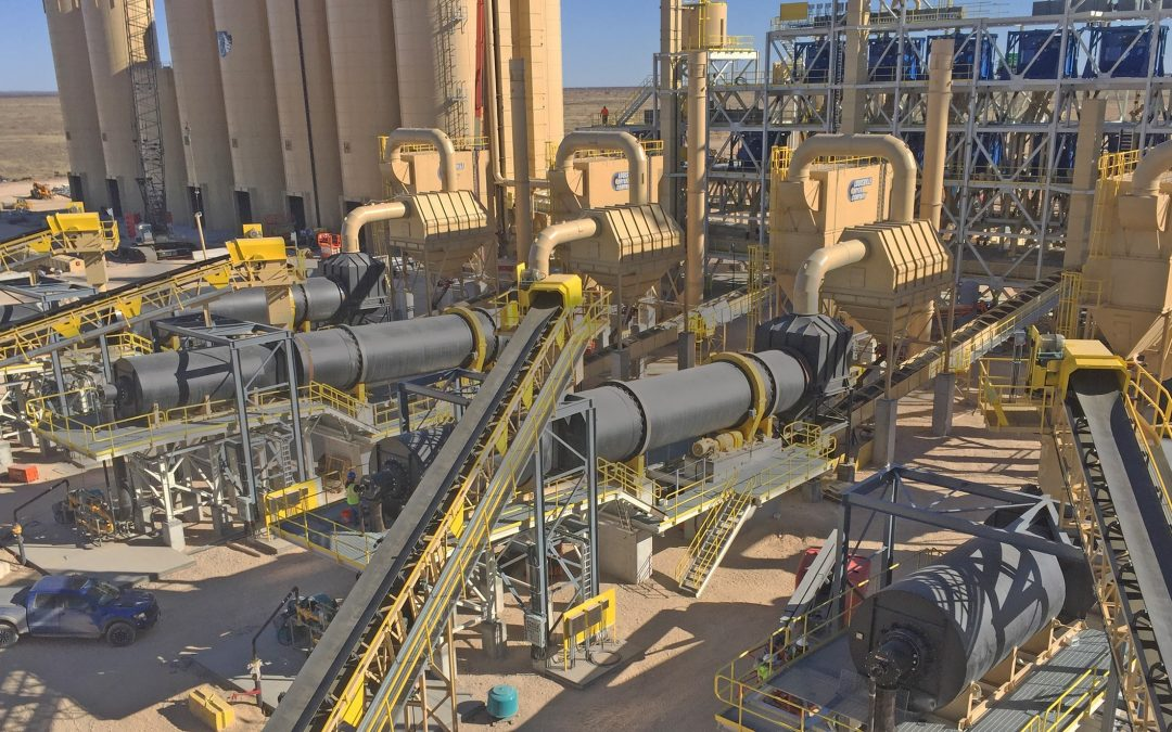 Can a Rotary Dryer Operate Under Positive Pressure?