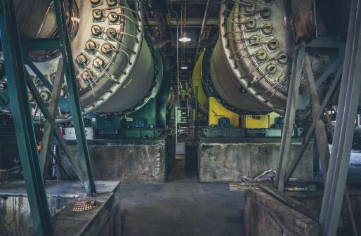 Steam Tube Dryers Process
