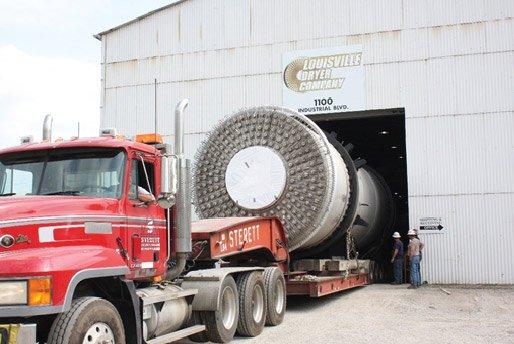 Steam Tube Dryer Louisville Dryer