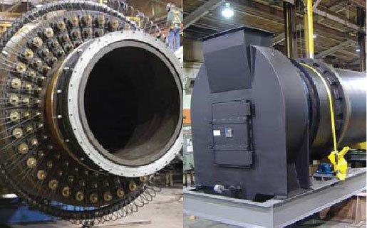 Steam Tube Dryer vs Direct Heat Dryer